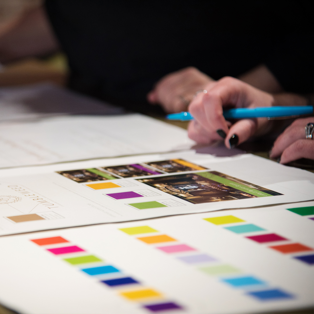 Design Services Branding